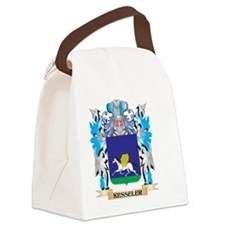 Kesseler Coat of Arms - Family Cr Canvas Lunch Bag
