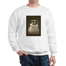 Friends Inspirational Quote Vintage girls Sweater