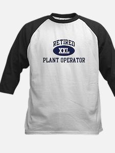 Retired Plant Operator Tee