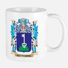 Kettering Coat of Arms - Family Crest Mugs