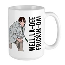 Matt Foley Motivational Speaker - SNL Mugs