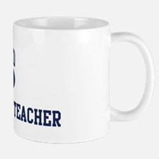 Retired Social Studies Teache Mug