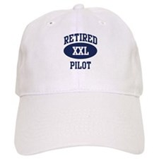 Retired Pilot Baseball Cap