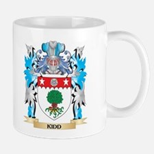 Kidd Coat of Arms - Family Crest Mugs