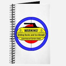 """Warning! Sliding Rocks..."" Journal"