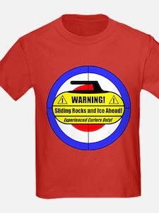 """""""Warning! Sliding Rocks..."""" T"""