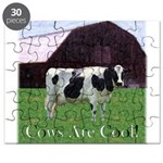 Cow Barn T-shirt 6.JPG Puzzle