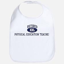 Retired Physical Education Te Bib