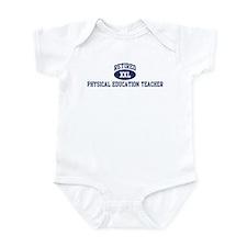 Retired Physical Education Te Infant Bodysuit