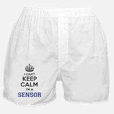 Sensor Boxer Shorts
