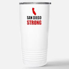 San Diego Strong Travel Mug