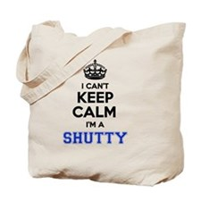 Cute Shutty Tote Bag
