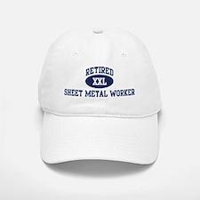 Retired Sheet Metal Worker Baseball Baseball Cap