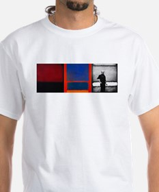 ROTHKO 2 PAINTS AND SELF T-Shirt