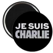 Je suis Charlie Magnet