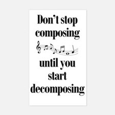 Composing Decal