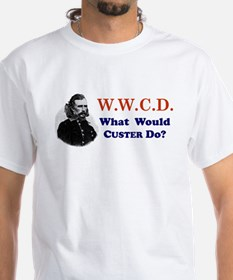 What would CUSTER Do Shirt