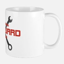 Woodward Ave Auto Repair Mug