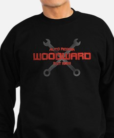 Woodward Ave Auto Repair Sweatshirt