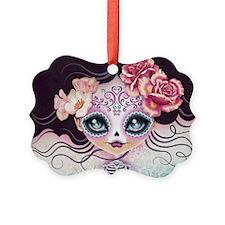 Camila Huesitos Sugar Skull Ornament