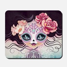 Camila Huesitos Sugar Skull Mousepad