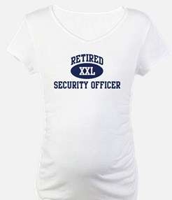 Retired Security Officer Shirt