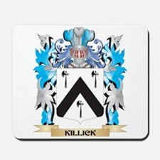 Killick Coat of Arms - Family Crest Mousepad
