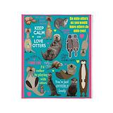 Otter Blankets