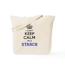 Cute Starch Tote Bag
