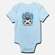 Kilpatrick Coat of Arms - Family Crest Body Suit