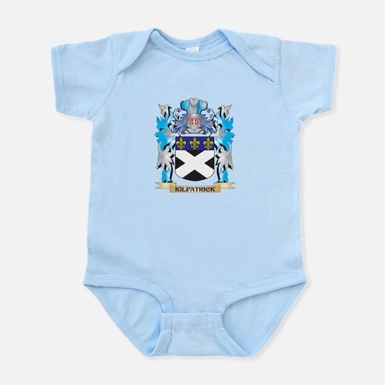 Kilpatrick Coat of Arms - Family Crest Body Suit