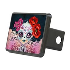Amelia Calavera Sugar Skul Hitch Cover