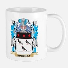 Kimberly Coat of Arms - Family Crest Mugs
