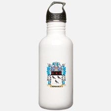 Kimberly Coat of Arms Water Bottle