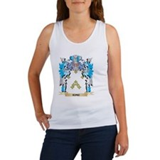 Kime Coat of Arms - Family Crest Tank Top