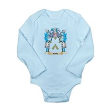 Kime Coat of Arms - Family Crest Body Suit