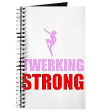 Twerking Strong Journal