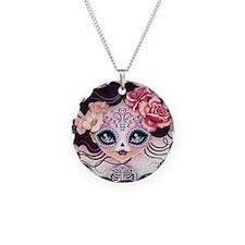 Camila Huesitos Sugar Skull Necklace