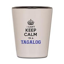 Cute Tagalog Shot Glass