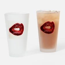 lips Drinking Glass