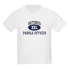 Retired Parole Officer T-Shirt