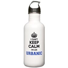 Funny Urbane Water Bottle
