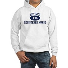 Retired Registered Nurse Hoodie
