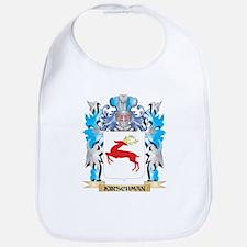 Kirschman Coat of Arms - Family Crest Bib