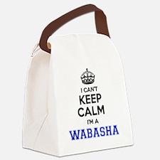 Cute Wabasha Canvas Lunch Bag