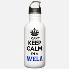 Keep calm im the Water Bottle