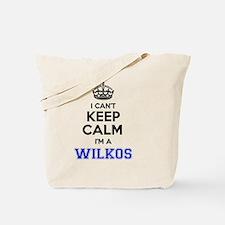 Cute Wilkos Tote Bag