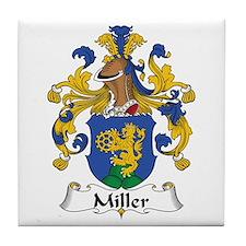 Miller Tile Coaster