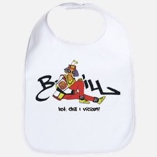Hot, Chill & Vicious Bib