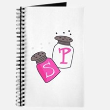 SALT AND PEPPER SHAKERS Journal